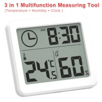 Automatic Multifunction Thermometer